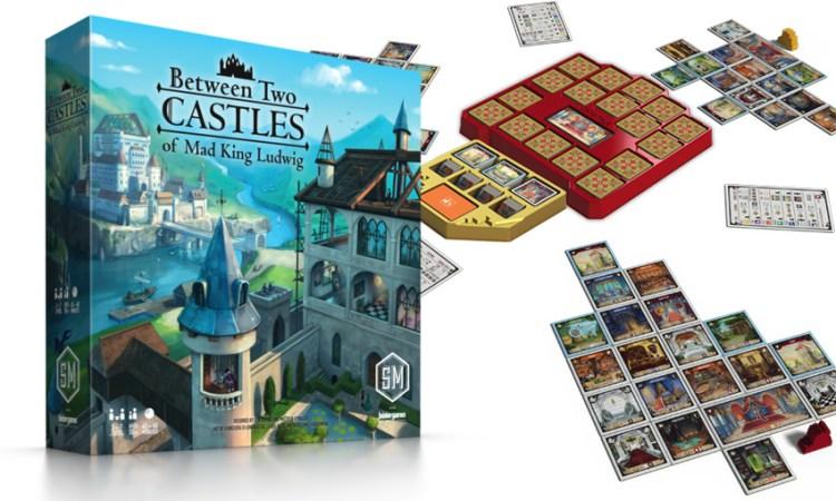 Between Two Castles of Mad King Ludwig – геймърски филър