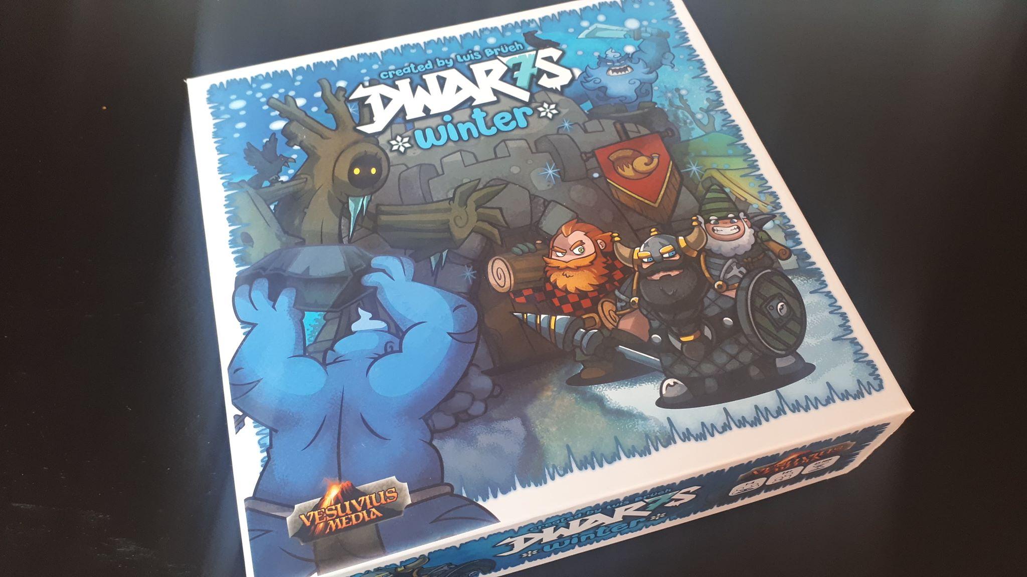 Dwar7s Winter – Студени правила, замръзнали механики