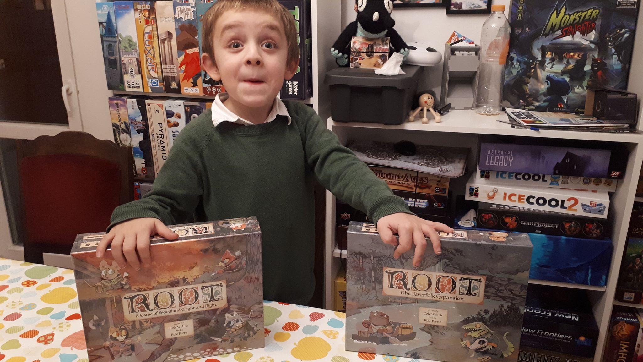 Root – Платоничната игра!