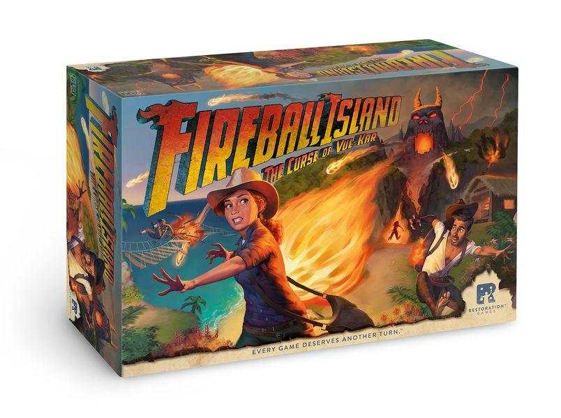 Fireball Island – Ретро кеф за геймъри с детски дух