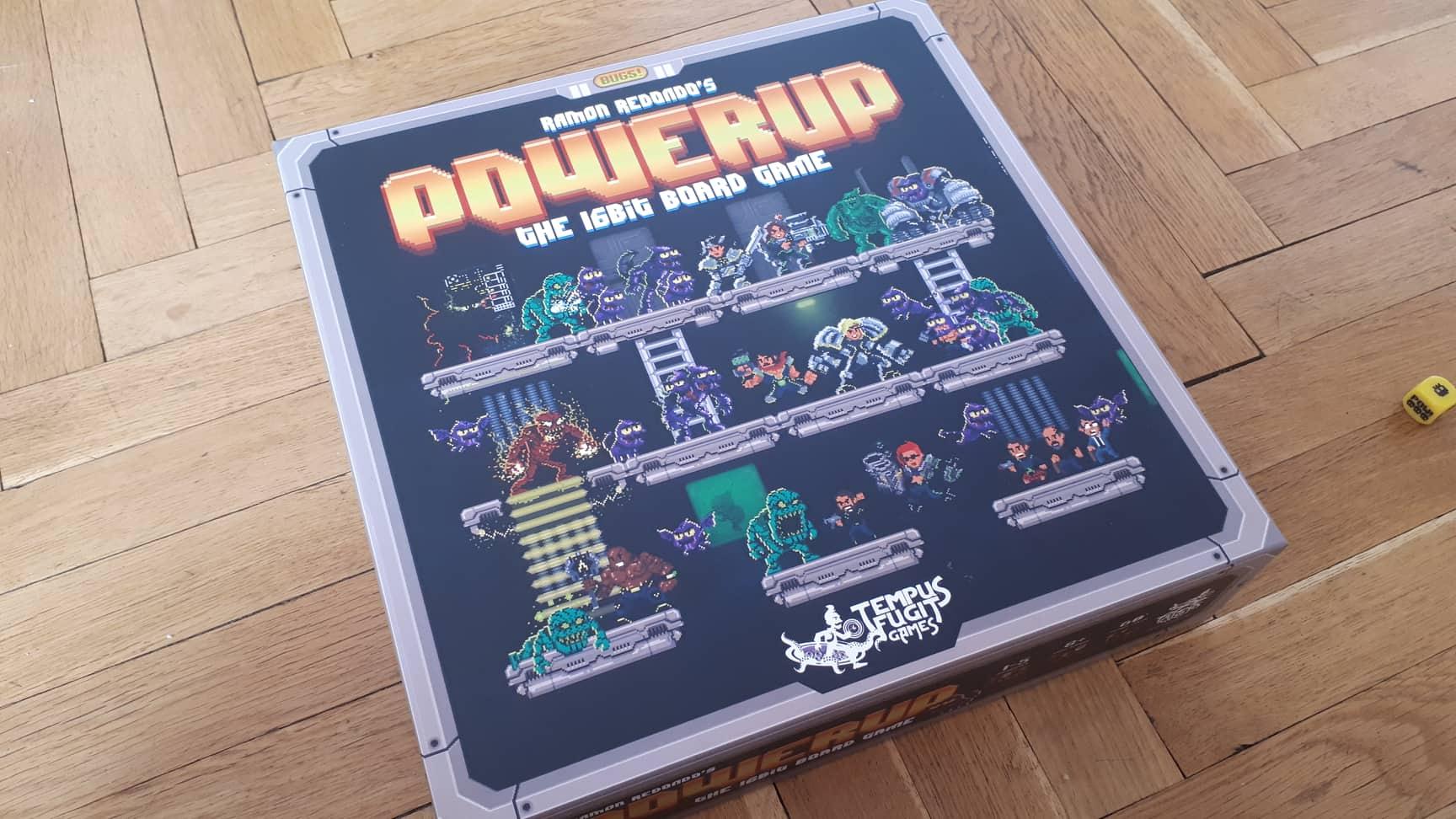 PowerUp – Гъзарска фенщина