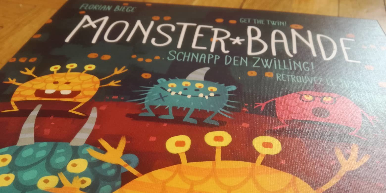 Monster Bande – Едно такова жълто с четири очи