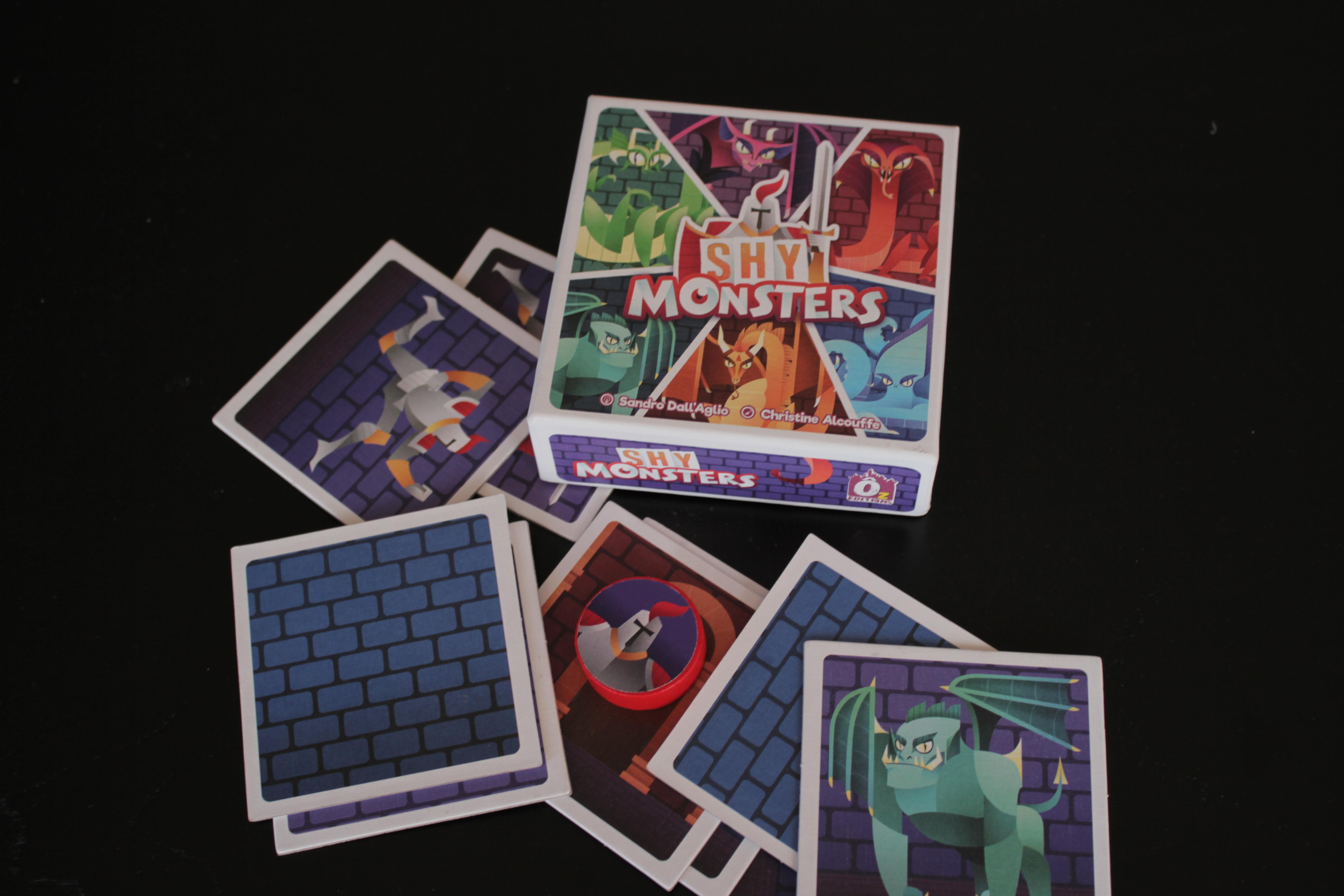 Shy Monsters – Най-добрата терасна игра точка