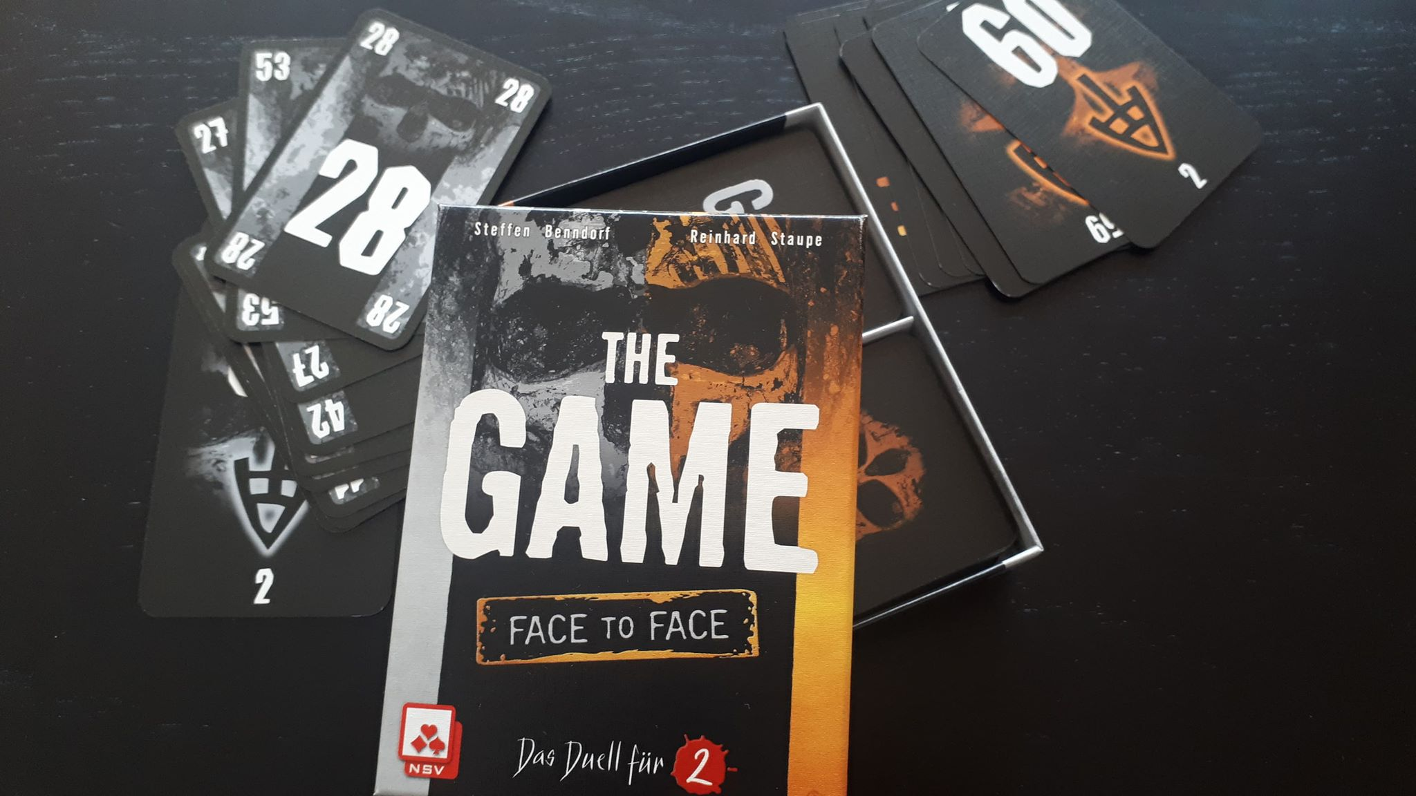 The Game: Face to Face – Не просто версия за двама