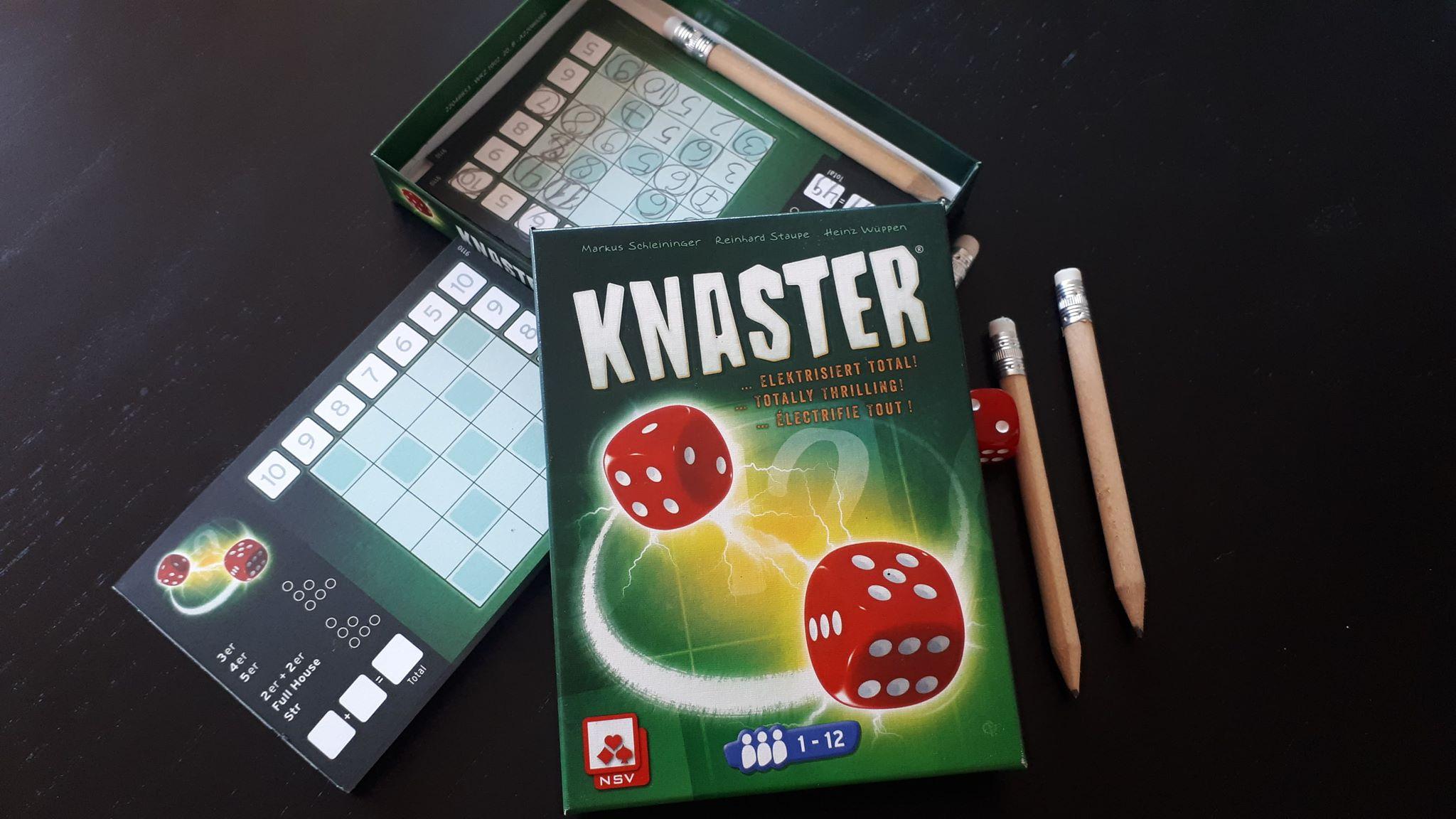 Knaster – Празна визия. Пълна игра.