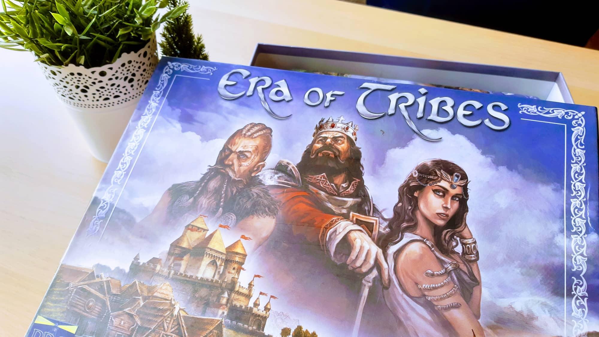 Era of Tribes – Амбициозно бижу