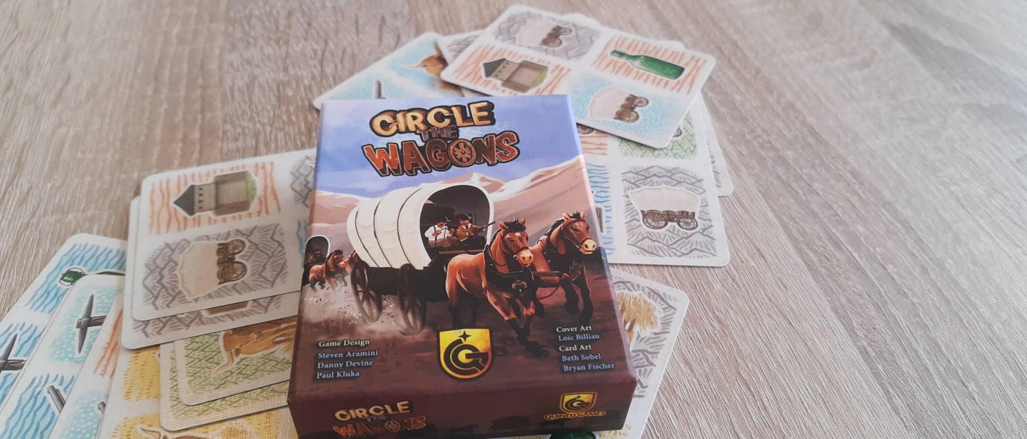 Circle the Wagons – Малко. Просто. Гениално.