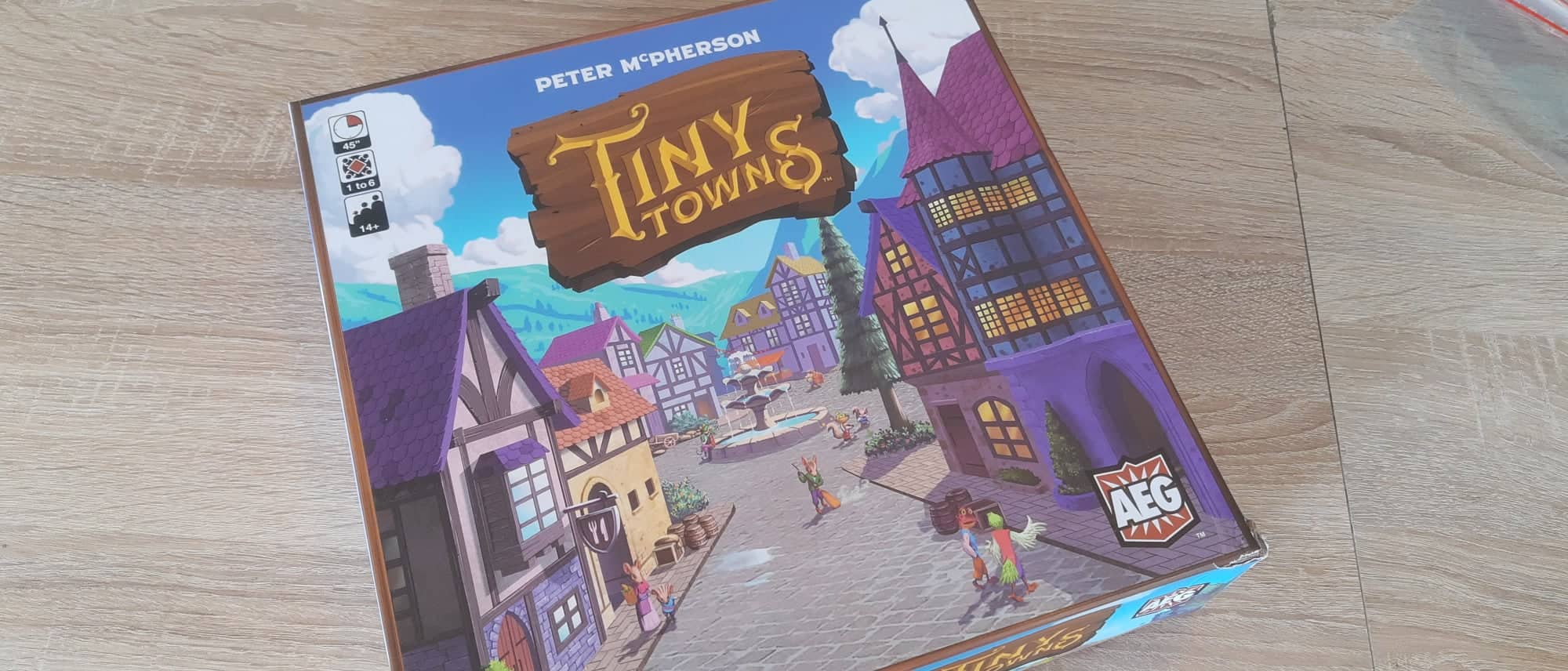 Tiny Towns – настолна панацея