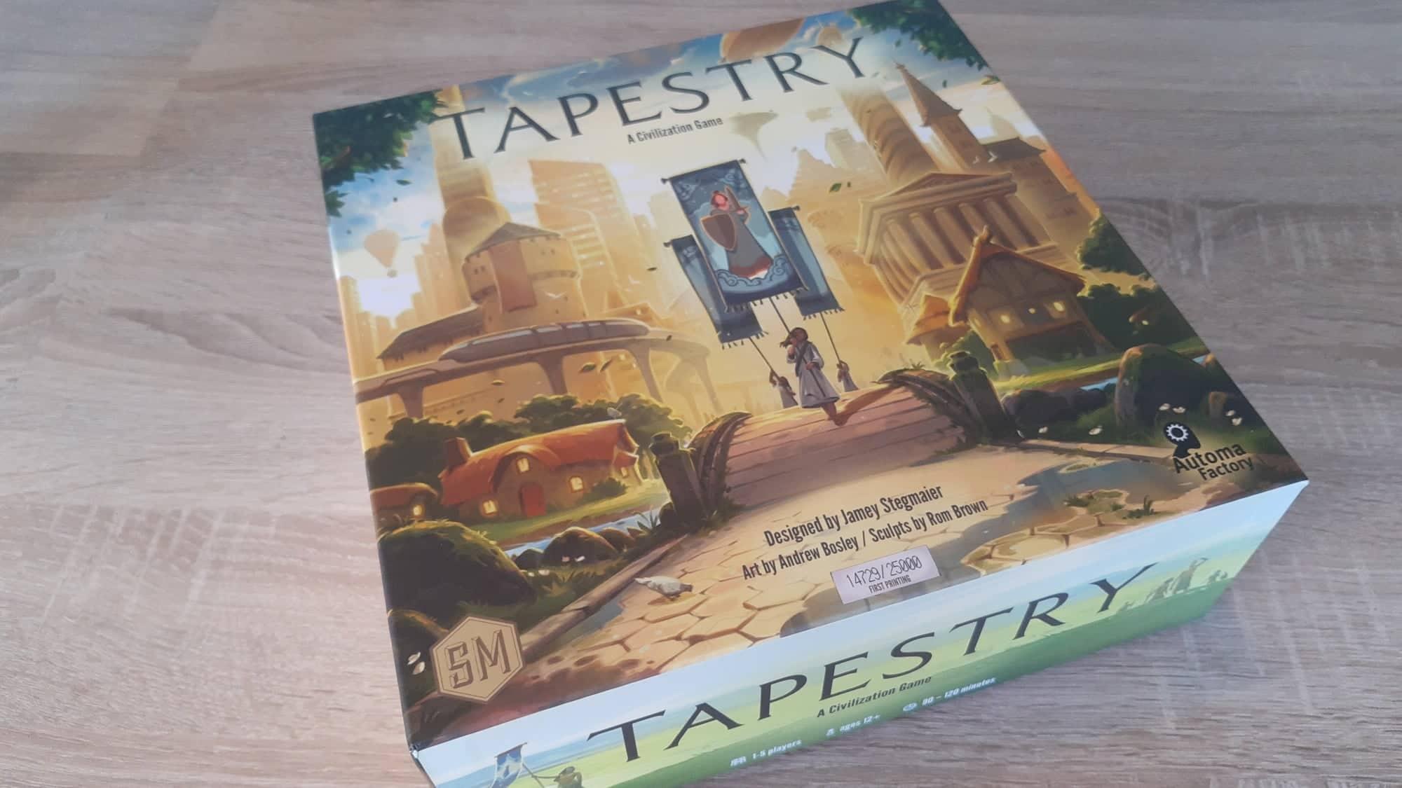 Tapestry – Ръчно оцветения слон в стаята