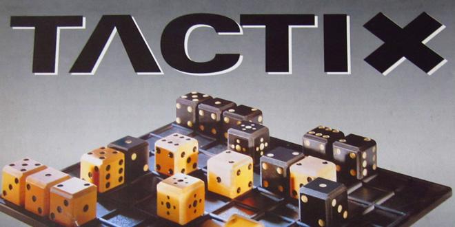 Tactix – Dust Tactics?!…не! Джъст Tactix!