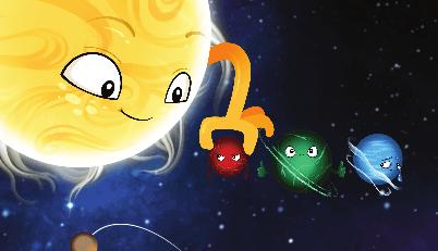 Solar Draft – Race for the Solar System