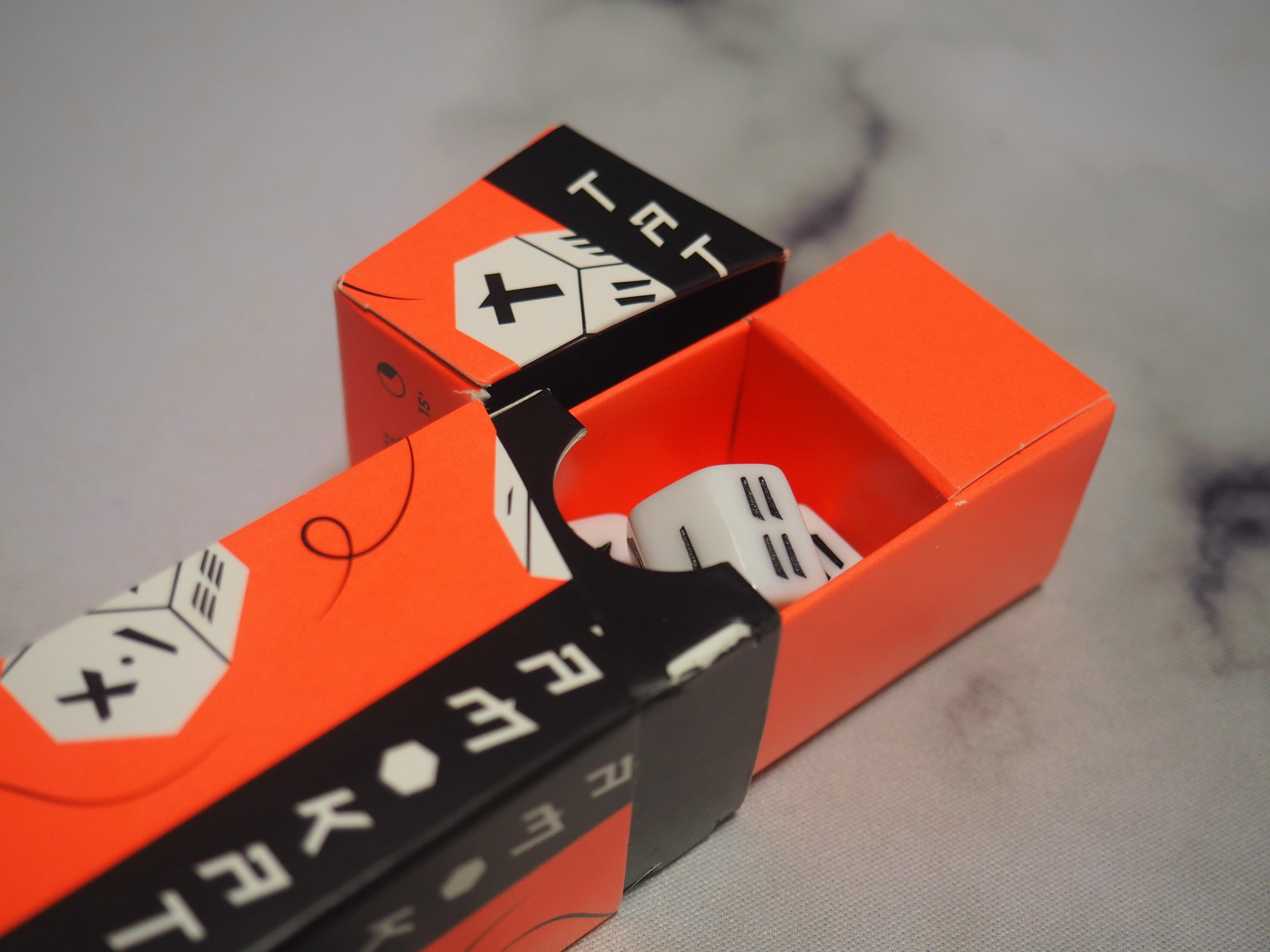 Tatamokatsu – Игра, в която си режете пръстите