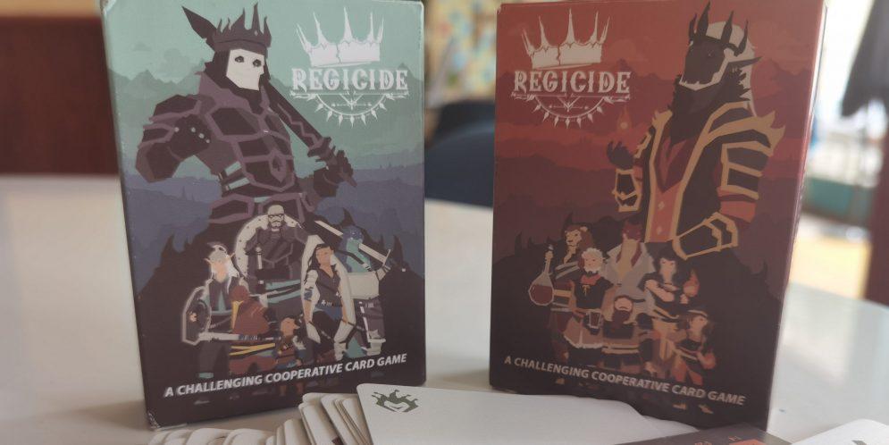 Regicide – Така си представям перфектната соло игра