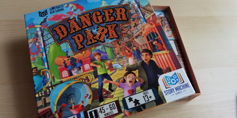 Danger Park – Толкова. Много. Повръщано.