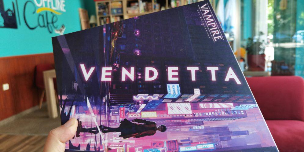 Vampire the Masquerade: Vendetta – Шантава игра